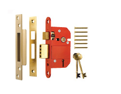 ERA BS3621 Fortress 5 lever sashlock