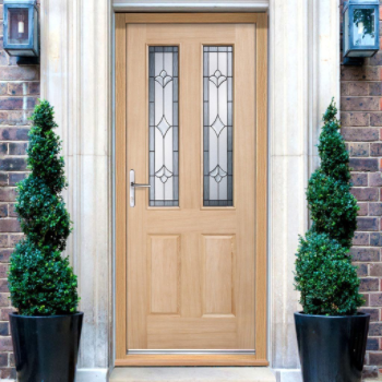 Salisbury Oak External Door
